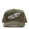 STRIKE LOGO TRUCKER CAP SU20 MADE IN USA