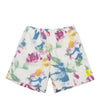 REFLECTIVE LOGO HEAD PVC BEACH SHORT