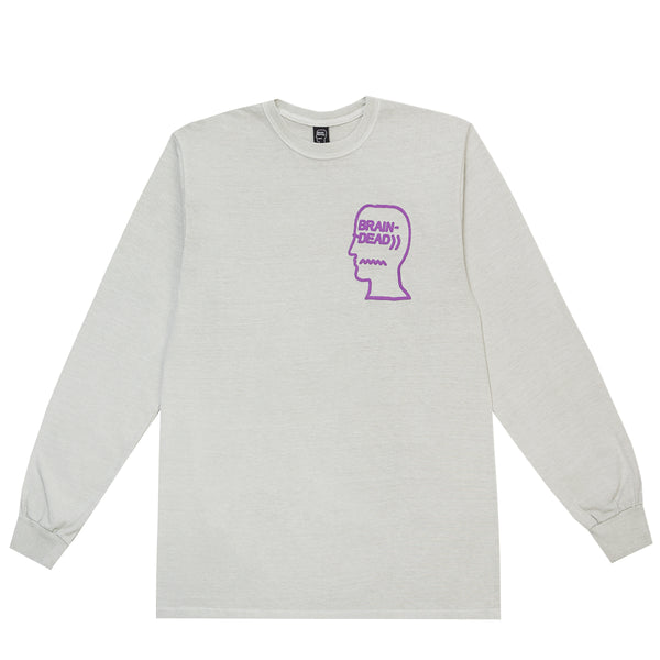 VIBRATION LONG SLEEVE TEE