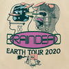 EARTH TOUR 2020 HOODED SWEATSHIRT