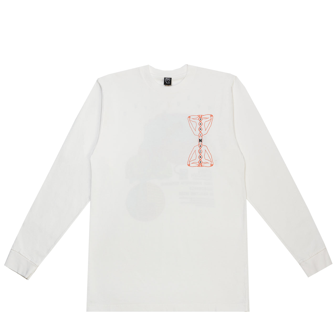 HUMAN DIMENSION LONG SLEEVE T-SHIRT