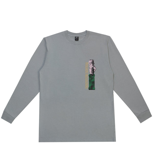 OFF WORLD RESEARCH LONG SLEEVE T-SHIRT