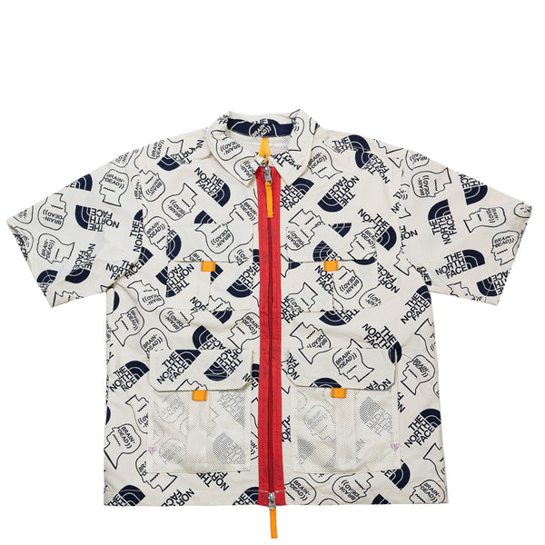 BOXY SS MOUNTAIN SHIRT / THE NORTH FACE