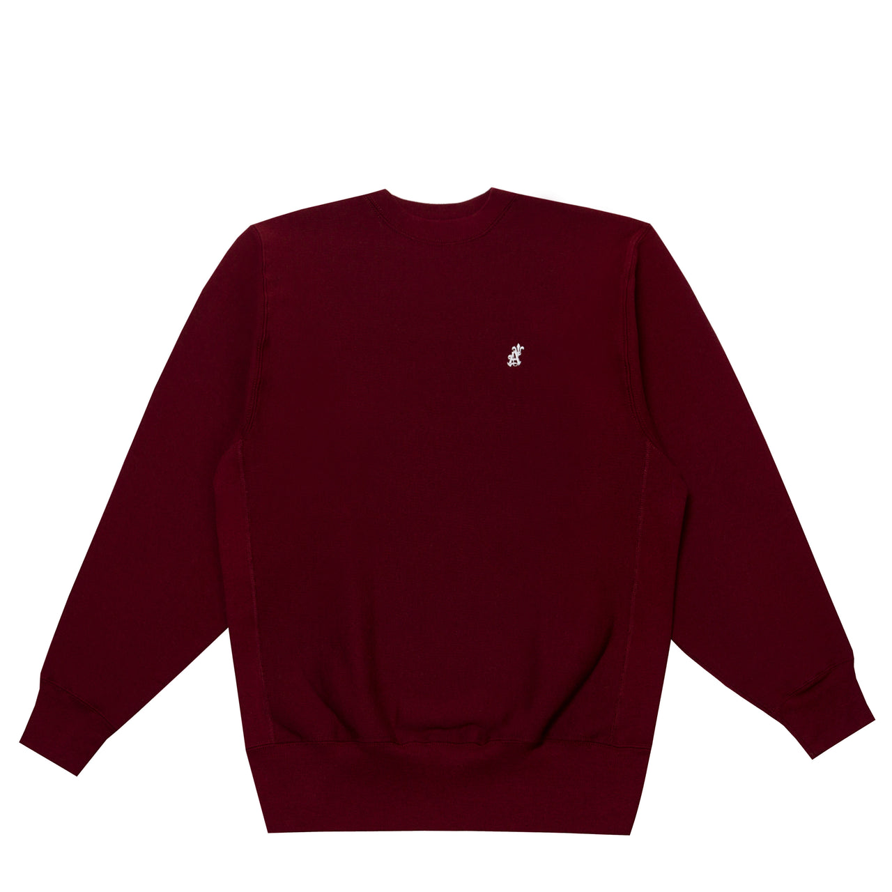 CROSS-KNIT CREW FLEECE SP21 - MADE IN USA