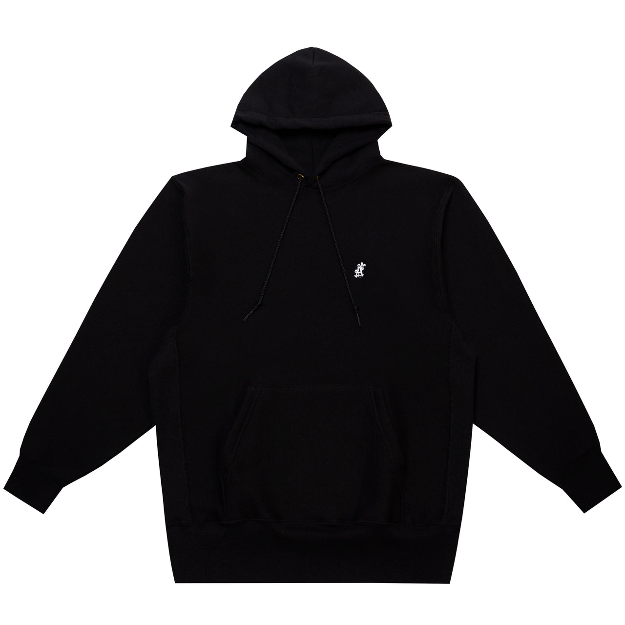 CROSS-KNIT PULLOVER HOODED FLEECE SP21 - MADE IN USA