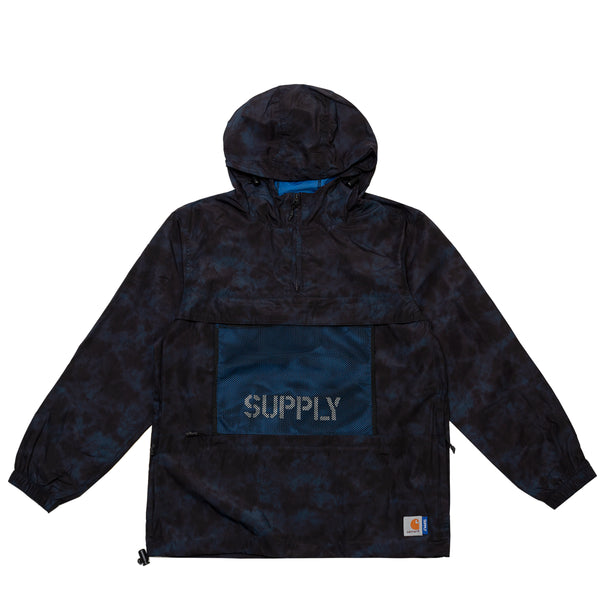 HD WINDBREAKER PULLOVER / SUPPLY