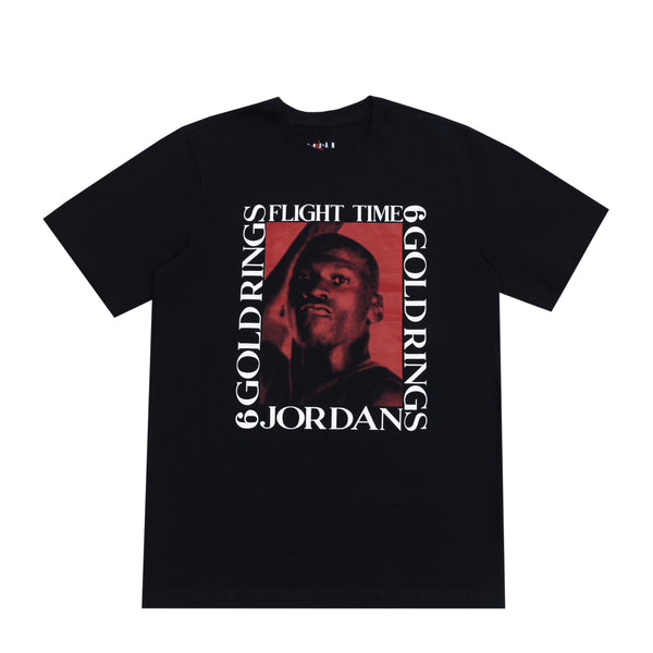 MJ FLIGHT TIME TEE