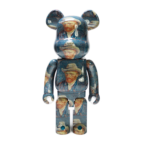 "BE@RBRICK 1000% ""SELF PORTRAIT"" / VAN GOGH MUSEUM"