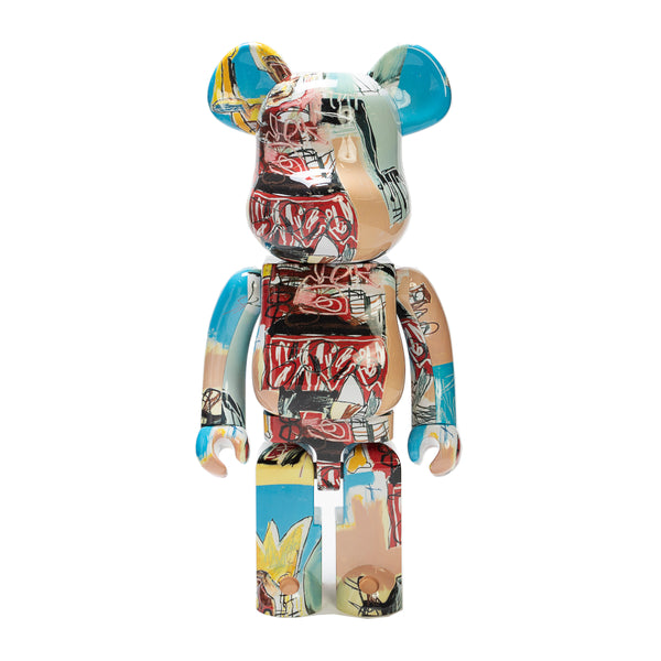 BE@RBRICK 1000% #6 / JEAN-MICHEL BASQUIAT