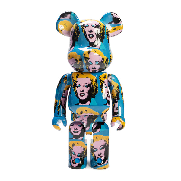 BE@RBRICK 1000% MARILYN MONROE / ANDY WARHOL