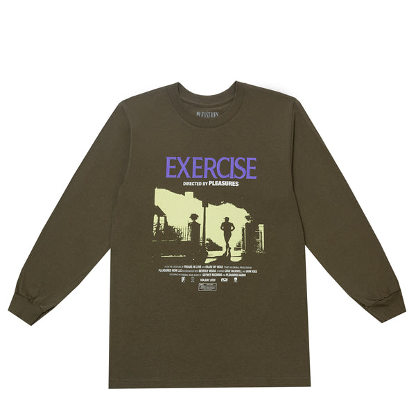 EXERCISE LONG SLEEVE