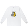 WHO ME? LONG SLEEVE TEE