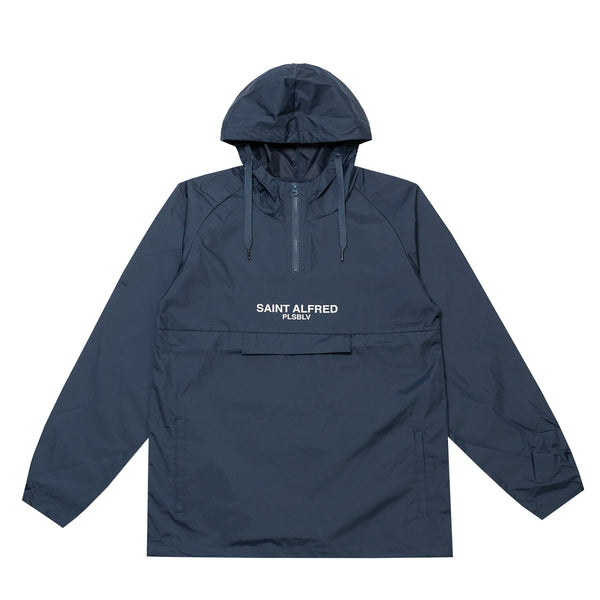 1/4 ZIP PULLOVER WINDBREAKER JACKET SP21