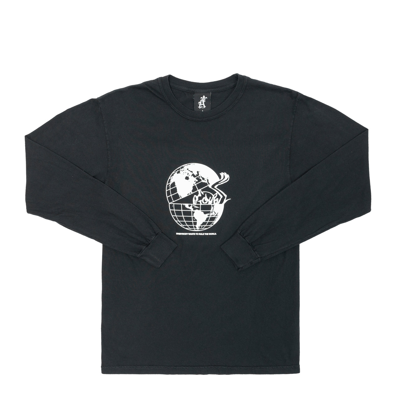 RULE THE WORLD LONG SLEEVE TEE