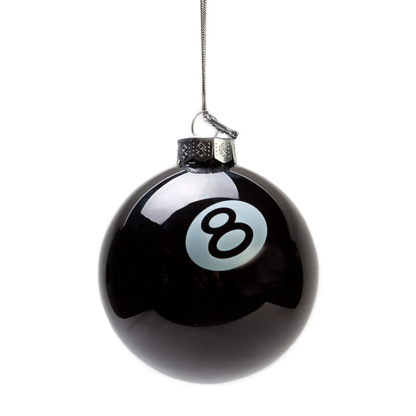 8 BALL ORNAMENT