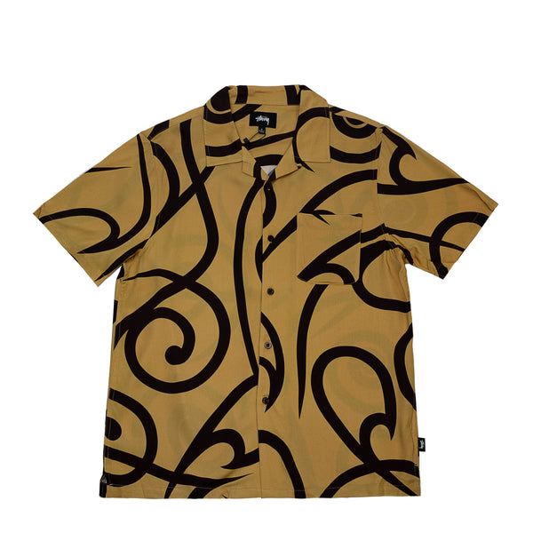 TRIBAL PATTERN SHIRT