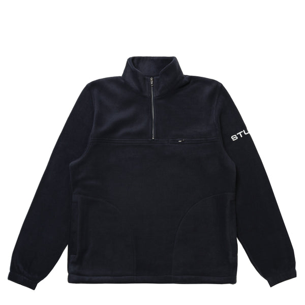 HALF ZIP POLAR MOCK