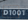 SS 101 JACKET DAMAGED