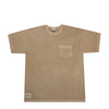BLANK SS 03 PIGMENT / TEE. COTTON