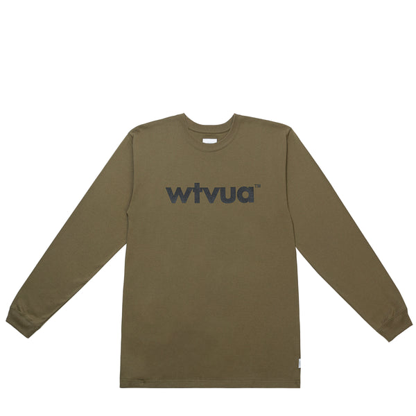 WTVUA / LS TEE. COTTON