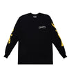 CREW NECK LONG SLEEVE T-SHIRT (TYPE-3)