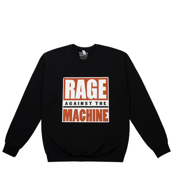 CREW NECK SWEAT SHIRT ( TYPE-3 ) / RAGE AGAINST THE MACHINE