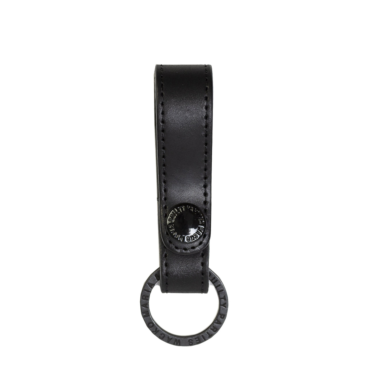 LEATHER KEY HOLDER ( WACKO MARIA GUILTY PARTIES )