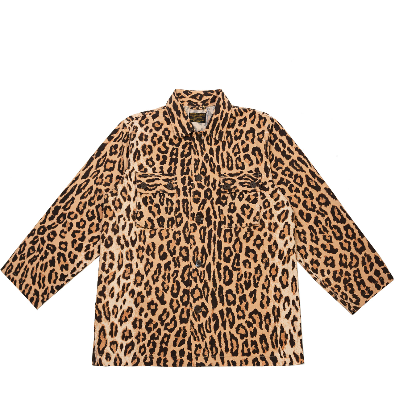 LEOPARD ARMY SHIRT ( TYPE-1 )