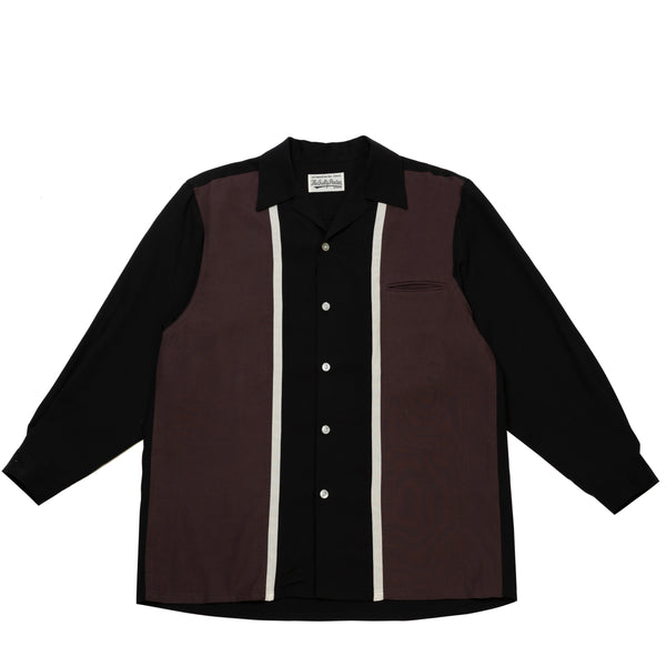 THREE-TONE 50'S SHIRT