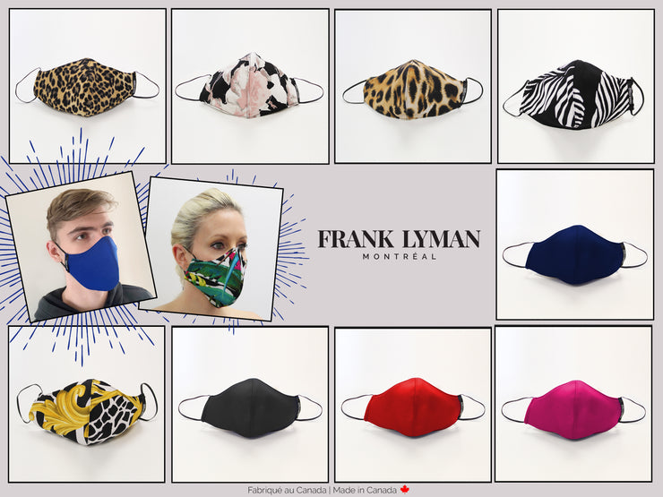 FRANK LYMAN  MASK/ Black