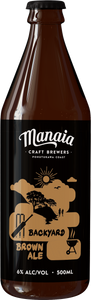 Backyard Brown Ale - Manaia Craft Brewers