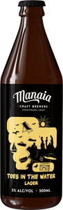 Toes In The Water - Manaia Craft Brewers