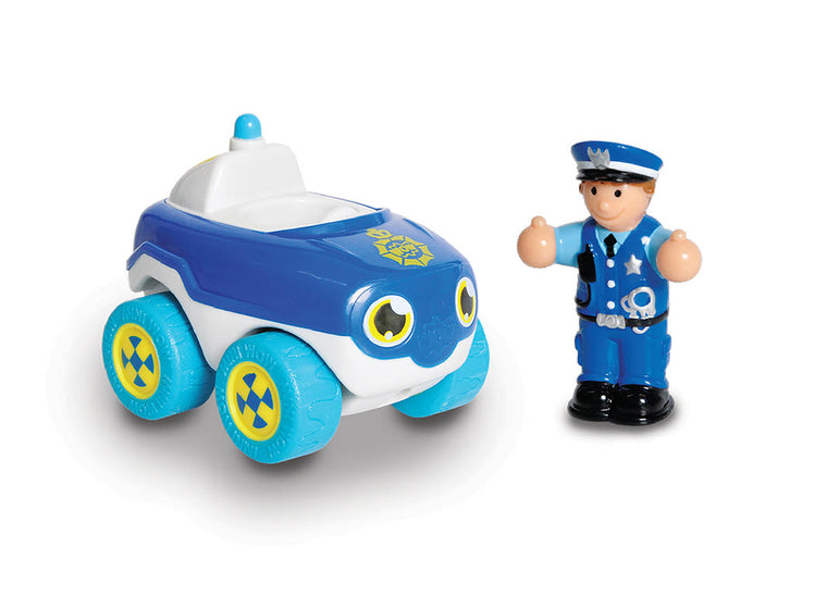 My First WOW-Police Car Bobby