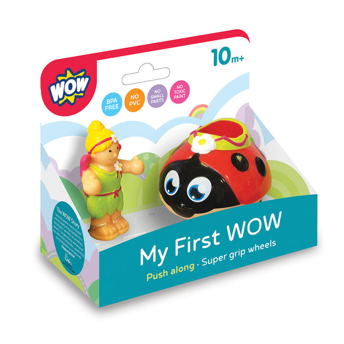 My First WOW-Lily the Ladybird - KidsnToys.co.nz