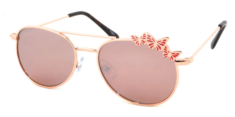 Unity Kids - Rose Butterfly Sunglasses