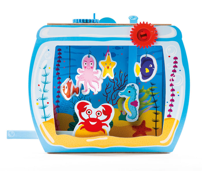 Clementoni: Create My Aquarium - KidsnToys.co.nz