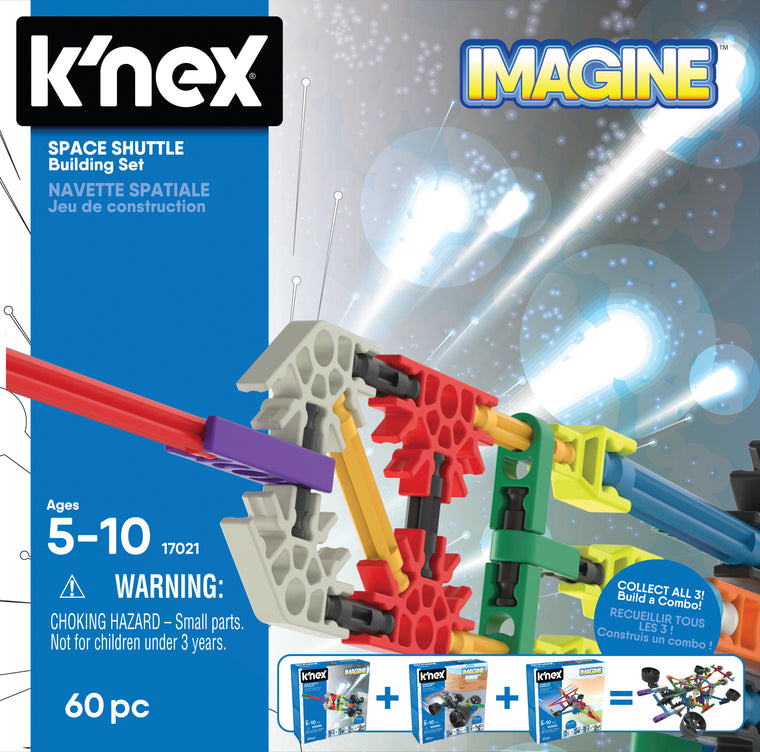 KNEX - Space Shuttle Building Set