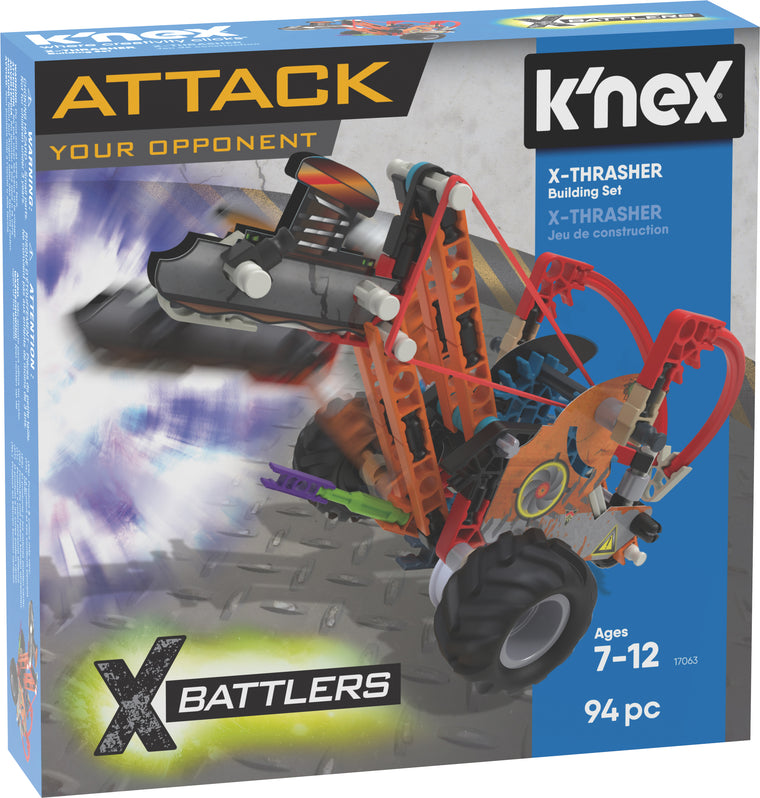 KNEX: X-Battlers X-Thrasher Kit