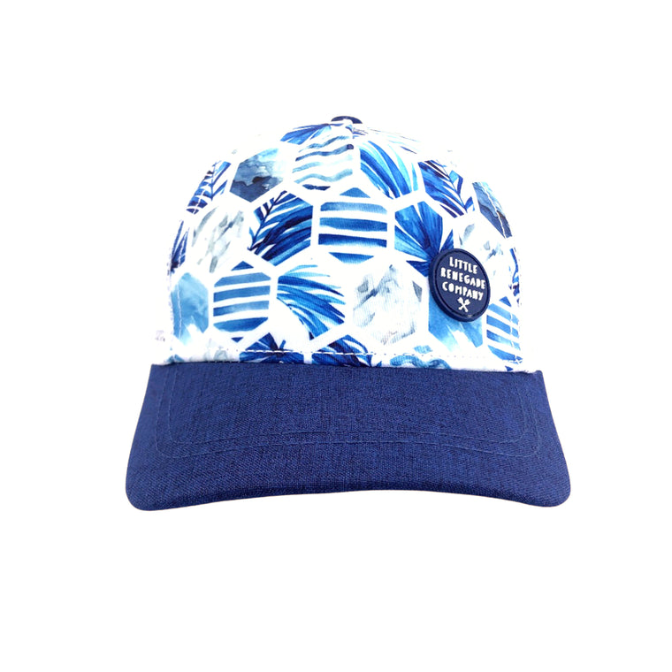 Little Renegade Company - Azure Trucker Cap