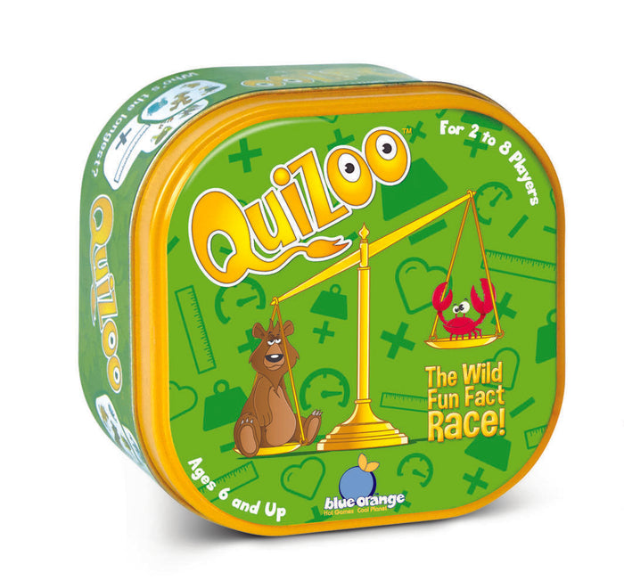 Blue Orange Games: QuiZoo - KidsnToys.co.nz