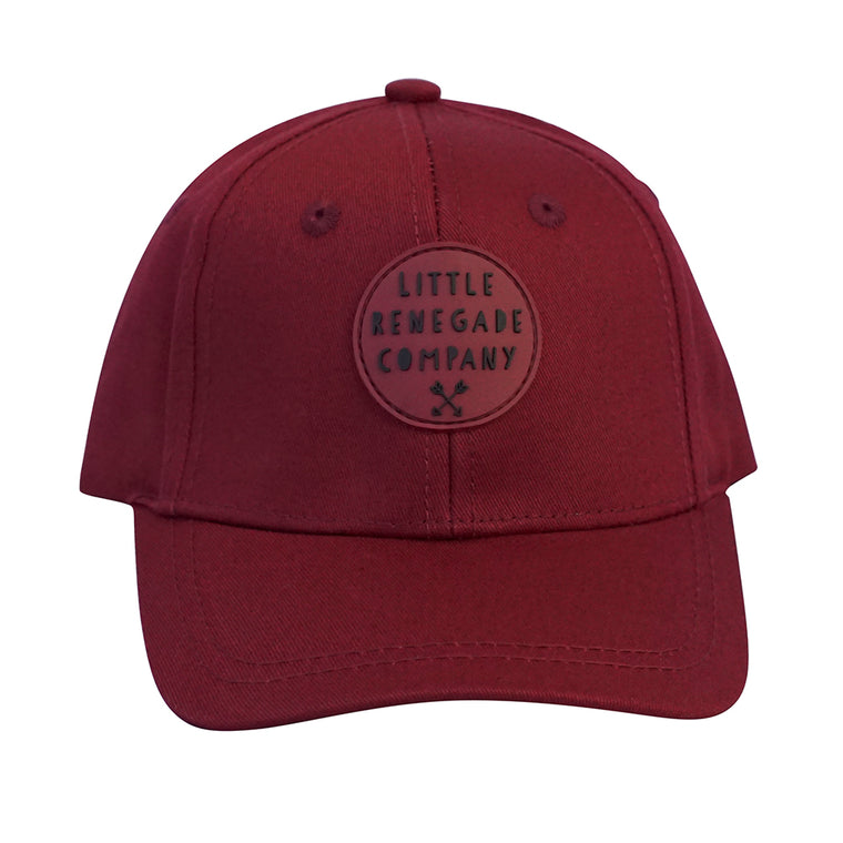 Little Renegade Company: Cherry Baseball Cap