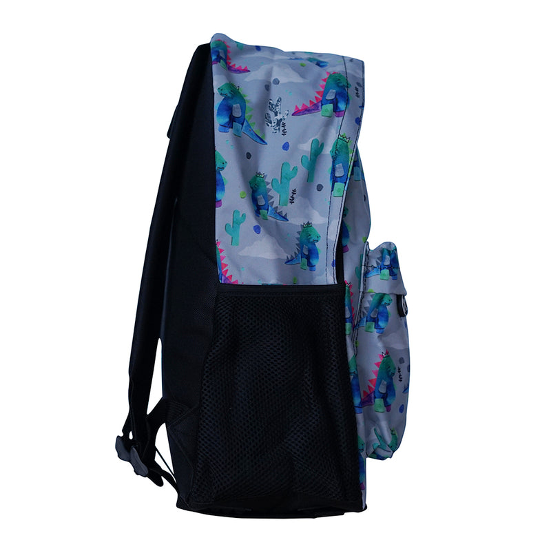 Little Renegade Company: Dinoroar Backpack - Midi Size - KidsnToys.co.nz