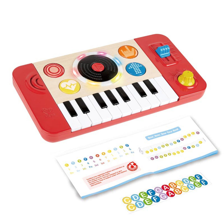 Hape DJ Mix and Spin Studio