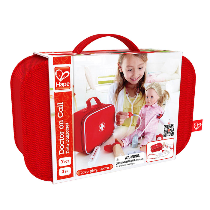 Hape Doctor On Call Kit - KidsnToysNZ