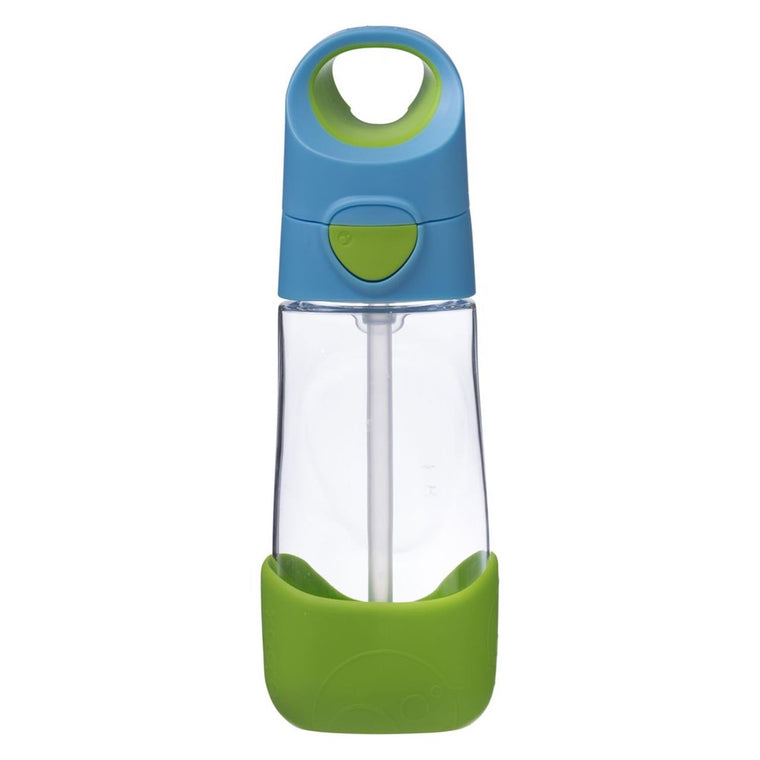 B.Box Tritan Drink Bottle 450ml - Ocean Breeze