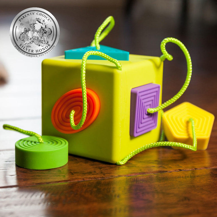 Fat Brain Toy Co: Oombee Cube