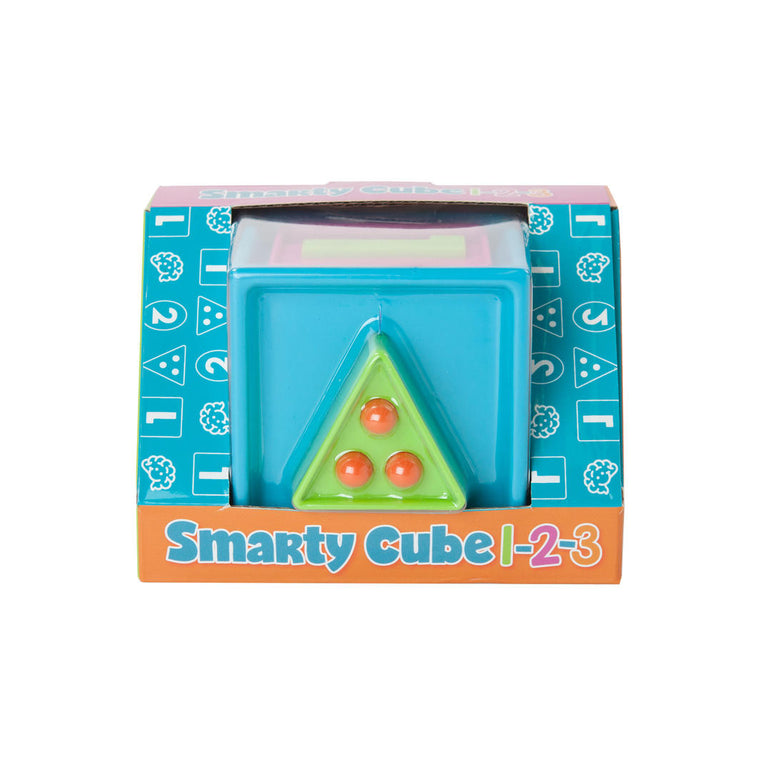 Fat Brain Toy Co: Smarty Cube 123