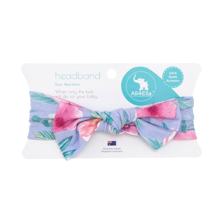 All4Ella: Headband - Floral