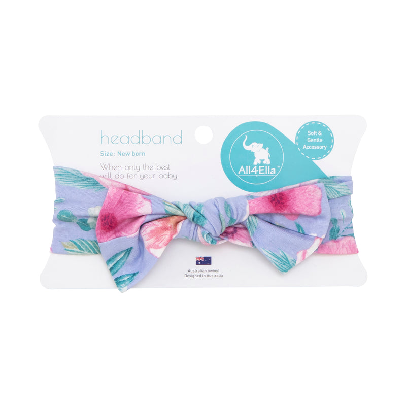 All4Ella: Headband - Floral - KidsnToys.co.nz