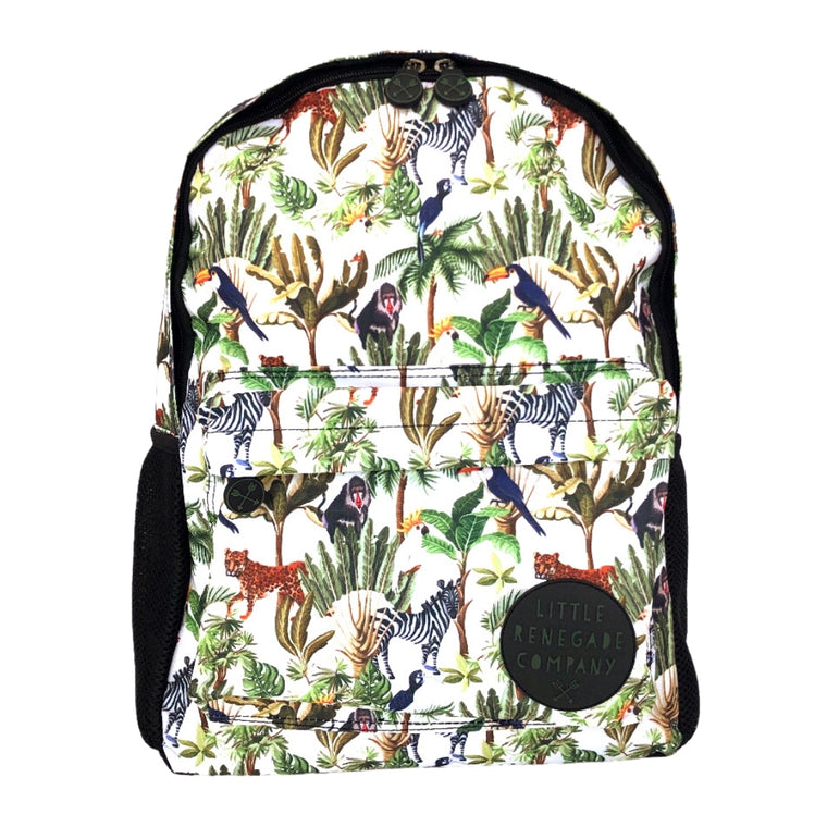 Little Renegade Company: Jungle Fever Backpack - Midi Size